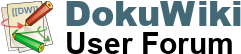 DokuWiki User Forum